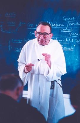 Der Gründer der Johannesgemeinschaft - Pater Marie-Dominique PHILIPPE