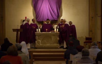 PASCHA-Mahl im Kloster