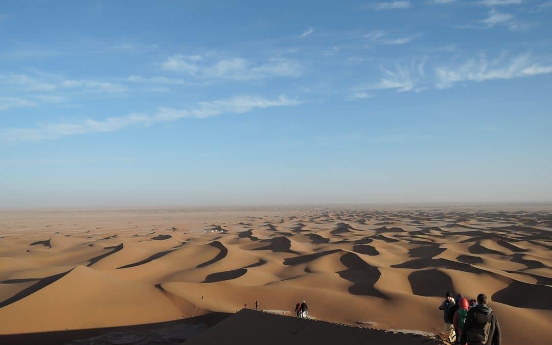 Exerzitien in der Wüste