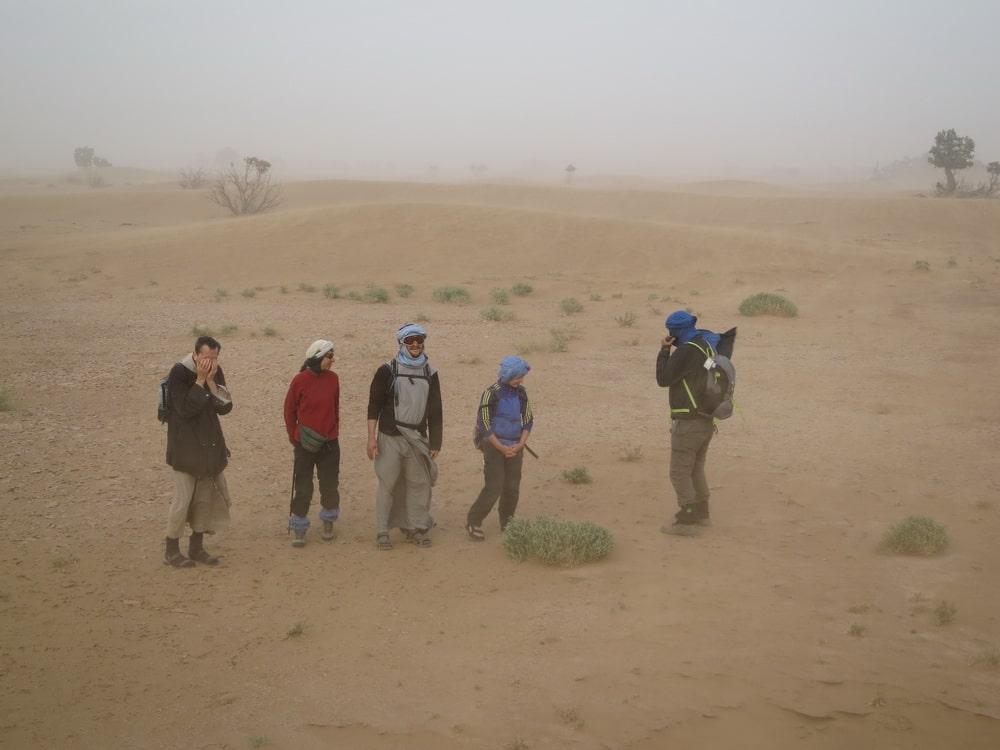 Wüstenexerzitien 2018 Impressionen